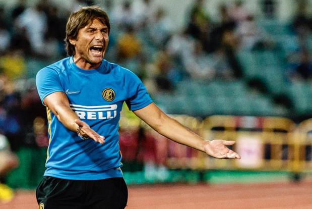 """Conte va-t-il arriver à amener l'Inter au niveau de la Juve? """"L'Angleterre a fait de moi un coach plus complet"""""""