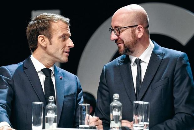"""Crise des sous-marins: Charles Michel dénonce un """"manque de loyauté"""" des Etats-Unis vis à vis de la France"""