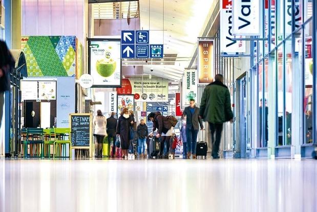 La SNCB fait un geste pour les commerçants des gares