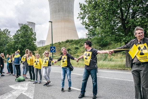Manifestation pour la fin du nucléaire en Belgique le 26 avril prochain à Bruxelles