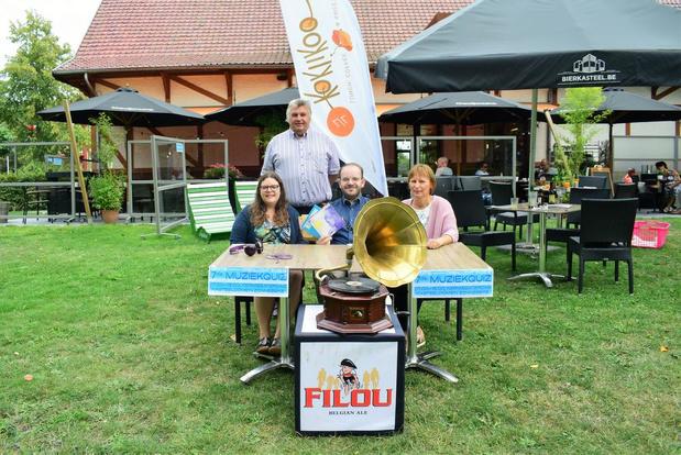 Muziekquiz opent zevende Parkfeesten in Zonnebeke