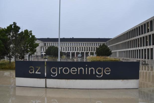 """Gigantische defensiehelikopter stijgt op bij AZ Groeninge: """"De lucht is de beste snelweg"""""""