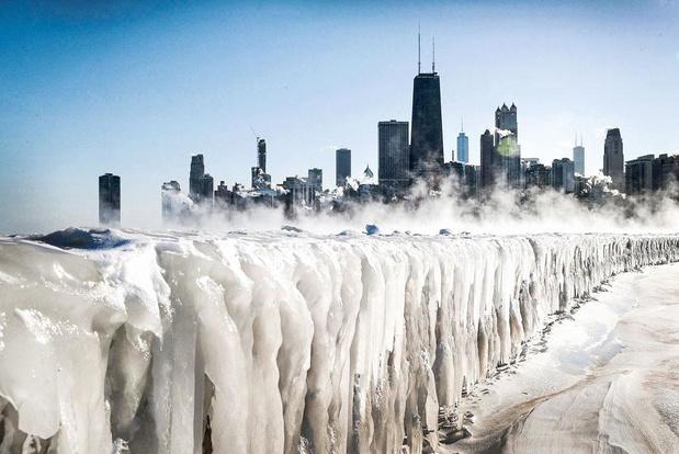 Frozen in 't echt