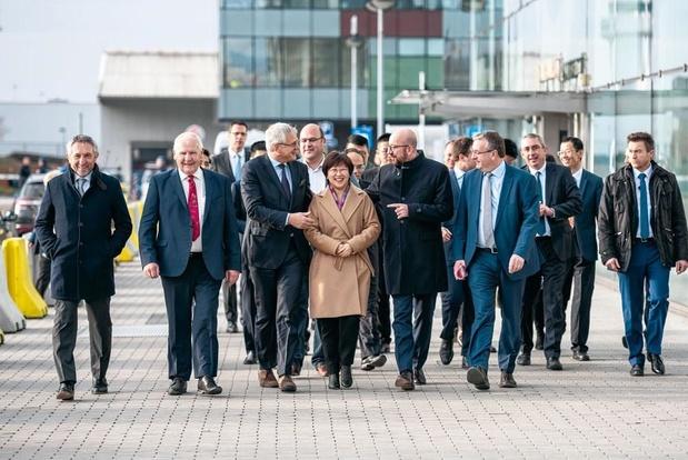 Comment Liège Airport prospecte toujours le marché chinois