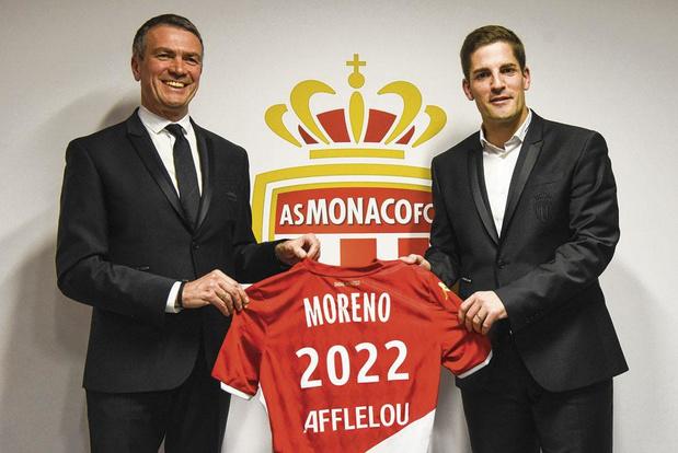 Robert Moreno doit ramener l'AS Monaco dans le subtop