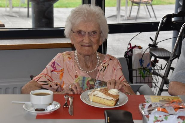 Marie-Louise Delameilleure uit Bissegem overleden op 92-jarige leeftijd