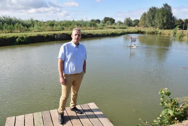 """Tommy is nieuwe voorzitter van Markse Vissers: """"Nood aan uitbreiding van de vijver"""""""