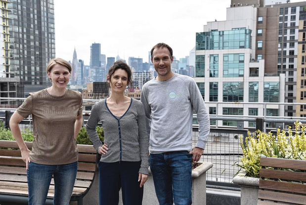 Oxygène belge à New York : le rêve américain de CO2logic