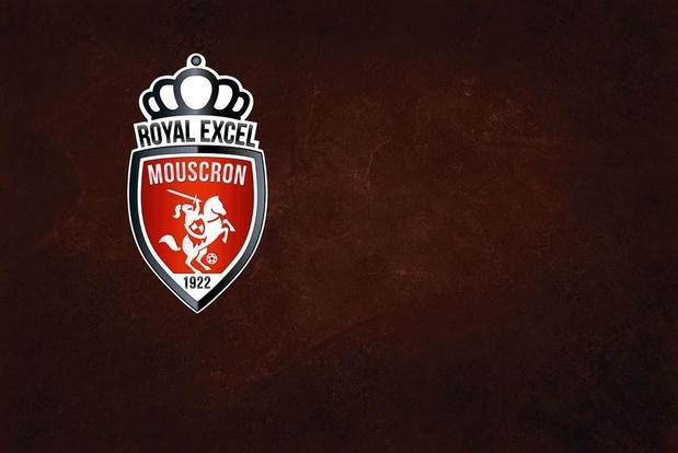 Le Royal Excel Mouscron change de nom à partir de la saison prochaine