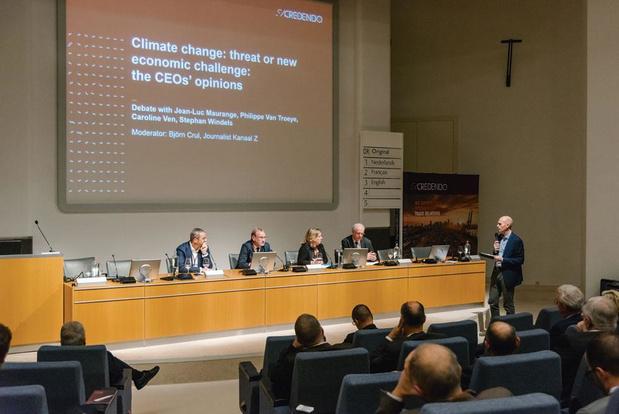 Trade Forum de Credendo: face au défi climatique, le temps des solutions est venu