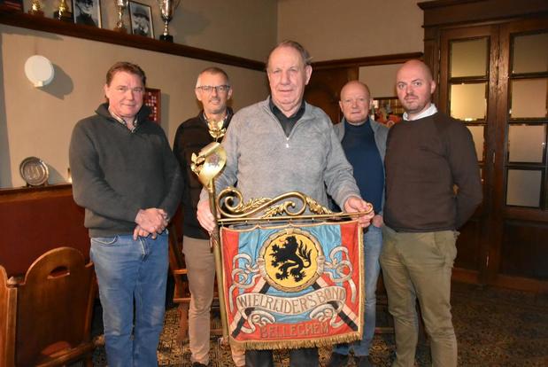 André Naessens, 50 jaar bestuurslid van wielerclub zonder één vergadering te missen