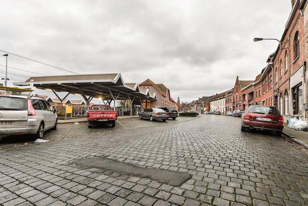 Heraanleg stationsbuurt in Wervik komt er niet voor 2025