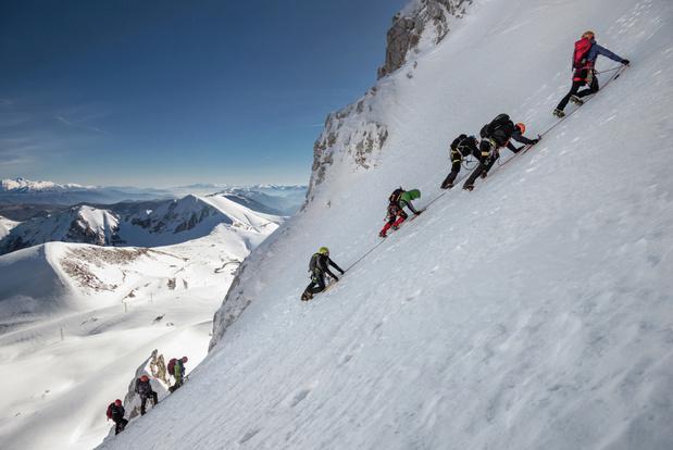 Frankrijk voert strengere regels in om de Mont Blanc te beklimmen