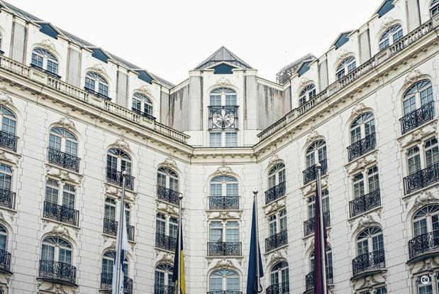 """Bruxelles compte désormais deux hôtels """"cinq étoiles supérieur"""""""