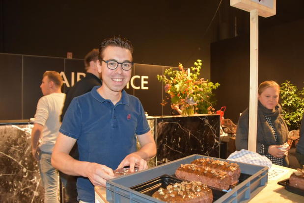 Chef van sterrenrestaurant Vol-Ver wint Café Paté