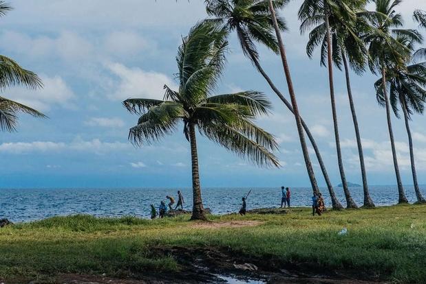 En images: la Papouasie-Nouvelle-Guinée, terre sauvage et accueillante