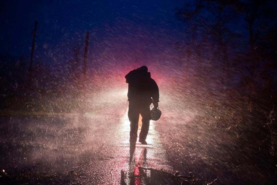 L'ouragan Ida plonge La Nouvelle-Orléans dans le noir (en images)