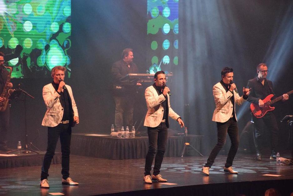IN BEELD - De Romeo's zingen, lachen én dansen in Kursaal Oostende