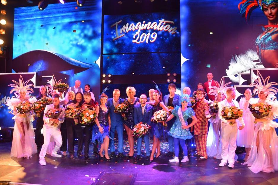 'Imagination 2019'-show is precies mini-uitgave van Cirque Du Soleil in Het Witte Paard