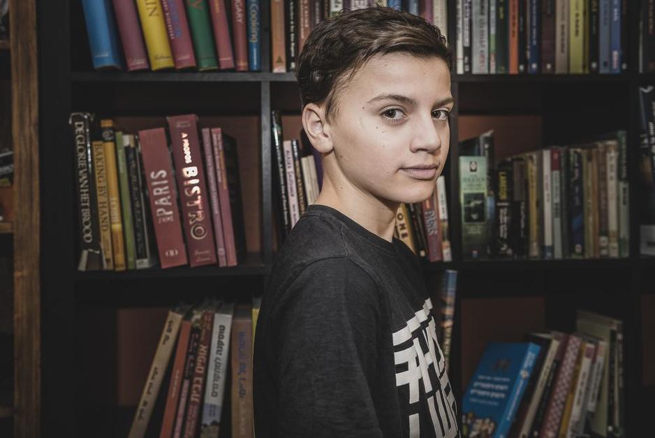 13-jarige jongen uitgescholden op snowboardreis... omdat hij jood is