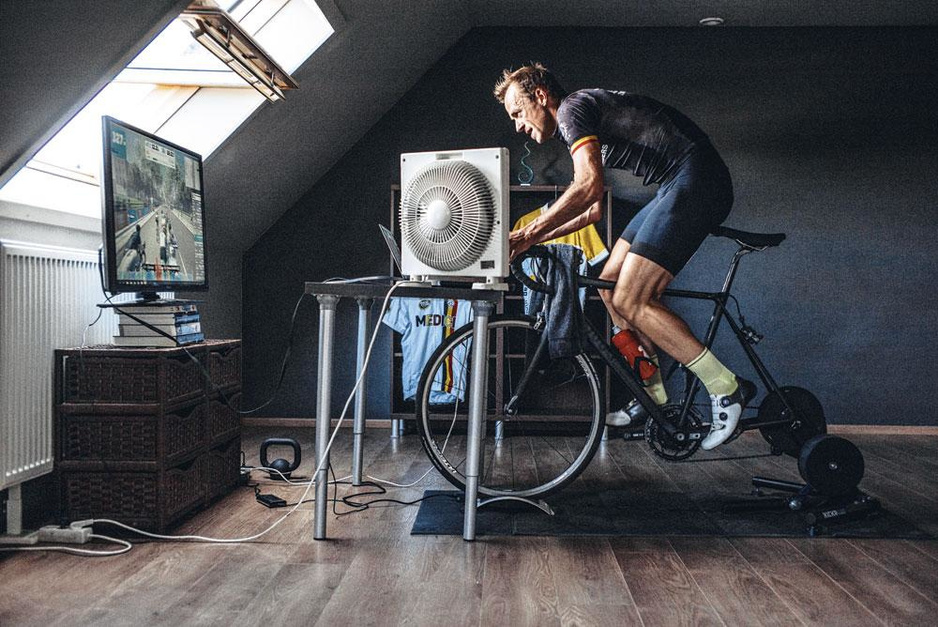 Zwift: rij de Tour de France gewoon op uw zolder