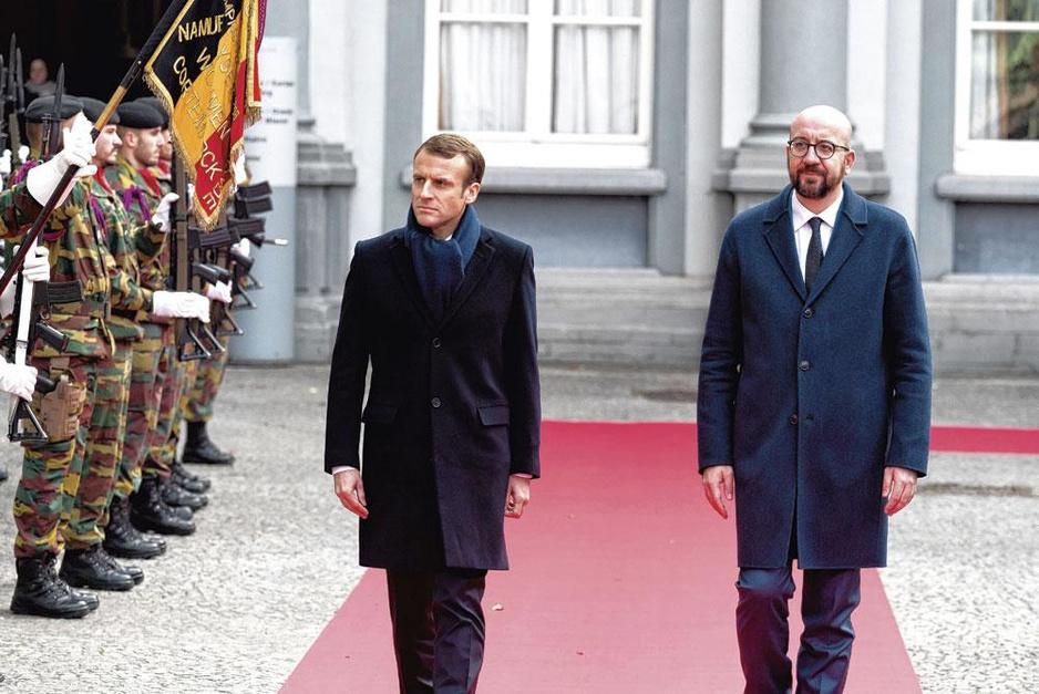 'Miljoenen euro's gehuld in dikke mist': is er Belgisch geld voor een Europees gevechtsvliegtuig?