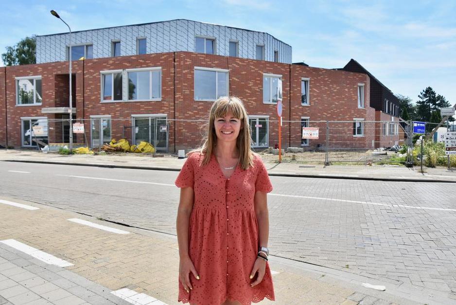 Twaalf nieuwe assistentiewoningen bij 't Hoge in Kortrijk