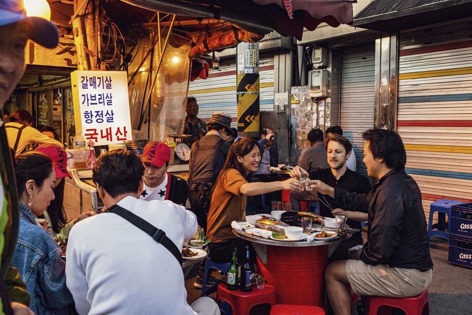 Ae Jin Huys introduceert ons in de Koreaanse keuken: 'In Seoul vind je kimchi zelfs bij de Italiaan'