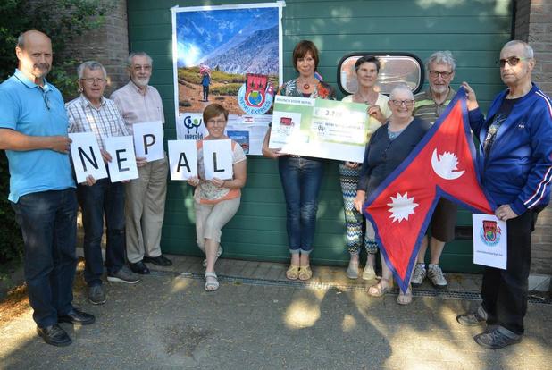 Wereldsolidariteit steunt Nepal met 'WSM Nepal Express'