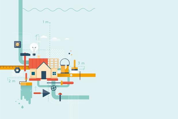 Réduisez jusqu'à 50% la facture de votre construction grâce à l'autoconstruction