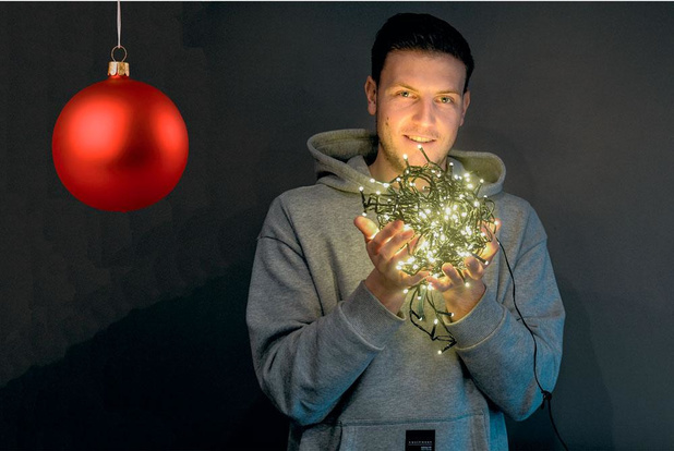 Kevin Wimmer (Mouscron): 'Kerstdag staat in het teken van relaxen'