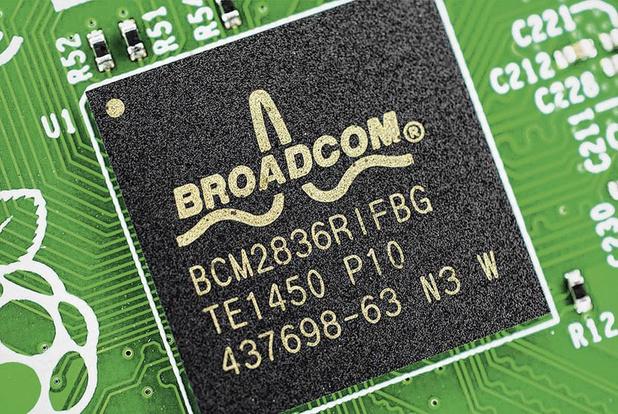 Broadcom mis en demeure