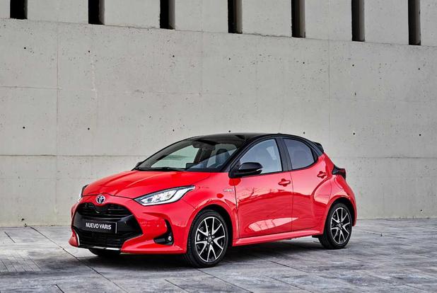 Toyota Yaris is Auto van het Jaar 2021