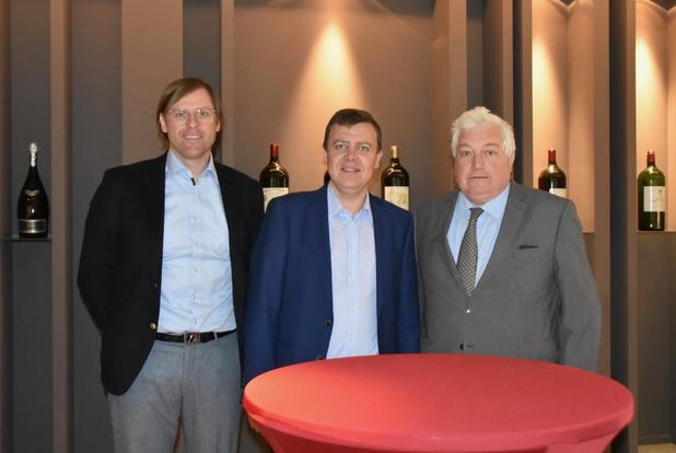 Wijnhandels Dercor en The Grape fuseren