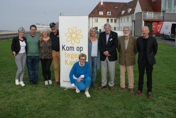 500ste overnachting voor jonge kankerpatiënten in Oostendse Koninklijke Villa dankzij Rotary