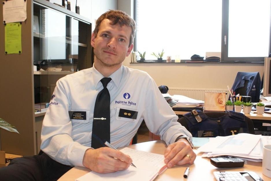 Alveringems commissaris Fonteyne maakt balans op van nieuwe werking