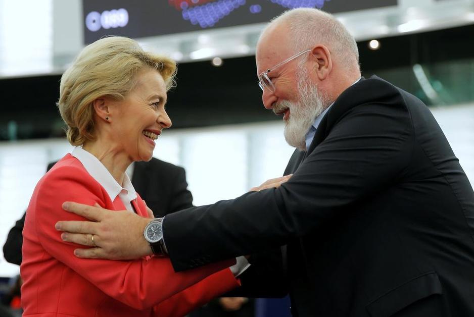 'Strijd tegen klimaatverandering is uitgelezen kans voor Europa om te bewijzen dat het de leiding kan nemen'