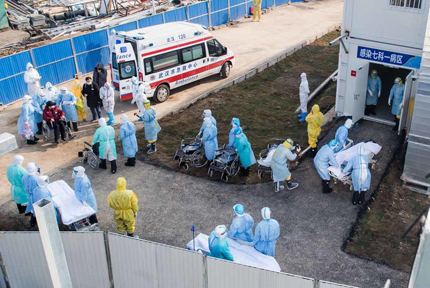 Coronavirus : plus de 70.000 morts dans le monde