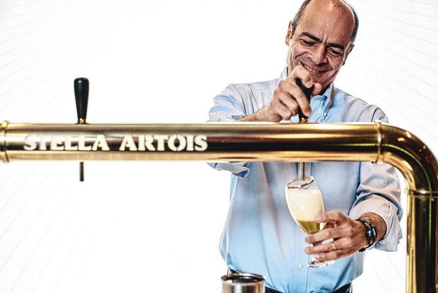 """Carlos Brito (CEO d'AB InBev): """"Une importante acquisition? Ce n'est pas le moment..."""""""