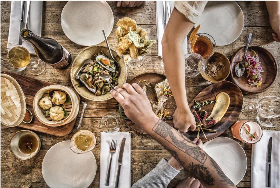 Les assiettes à partager, nouvelle tendance entre marketing food et retour aux fondamentaux