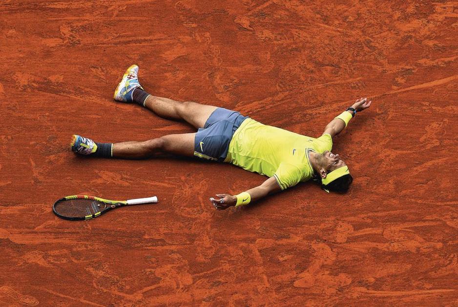 Rafael Nadal: 'Ook de besten uit de tennisgeschiedenis hebben een vervaldatum'