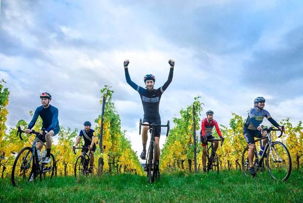 Toerisme Heuvelland fiets naar Velofollies