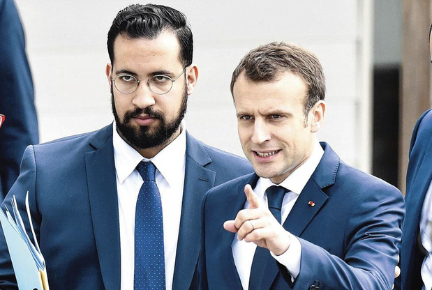 La Lutte Des Classes D Alexandre Benalla International Levif