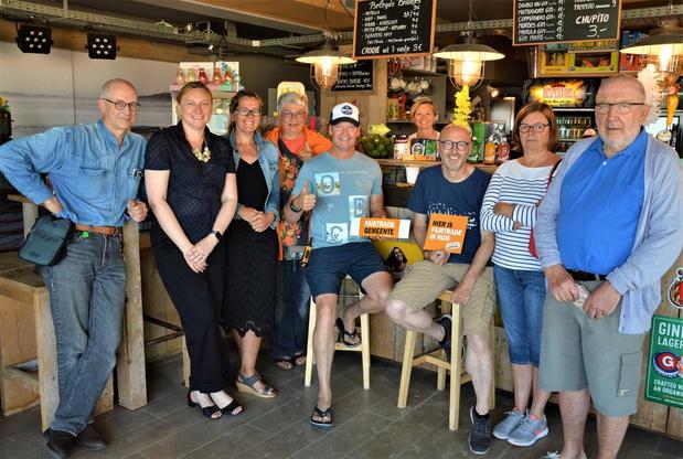 O'Neill Beachclub in Blankenberge krijgt Fair Trade label