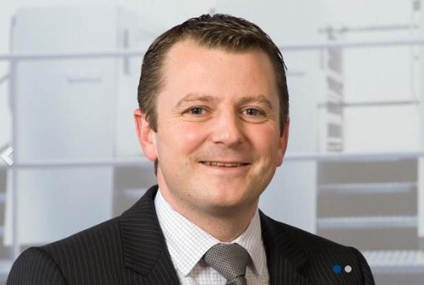 Davy Elsmoortel nieuwe managing director Heidelberg Benelux