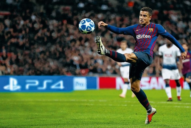 Bayern huurt Coutinho van Barcelona