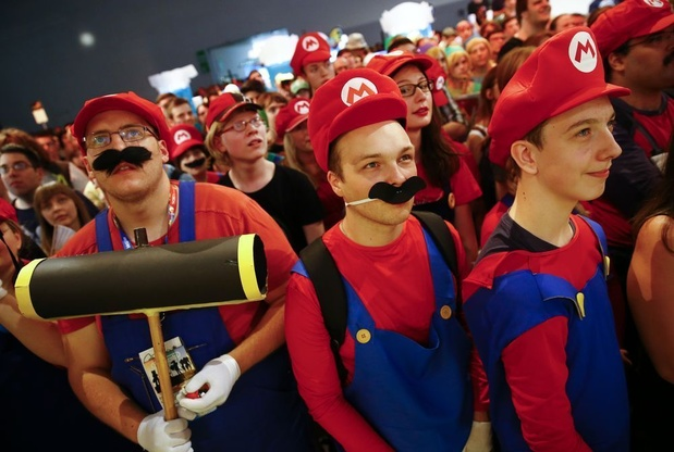 Record pour une cartouche Super Mario 64 vendue 1,31 million d'euros aux enchères