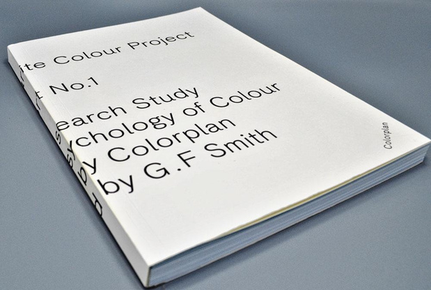 Het onderzoek van G.F Smith naar de kleurenpsychologie