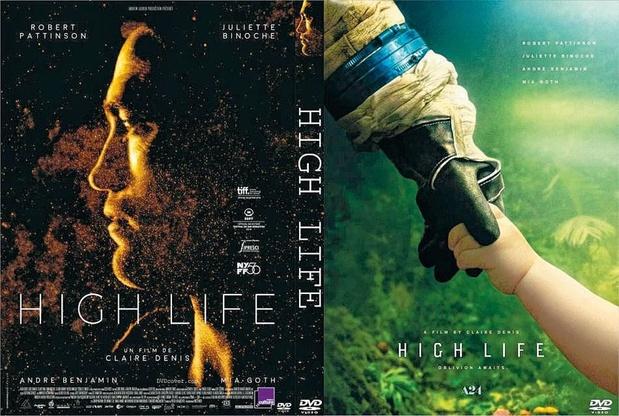 5x dvd High Life