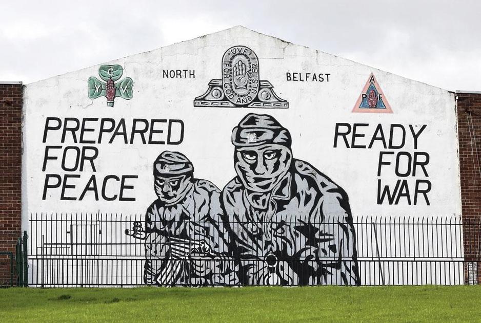 Nieuw geweld in Noord-Ierland? Loyalisten boos om 'brexitverraad'